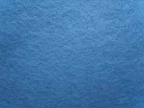"FELT37 9"" Inch Wedgewood Blue Felt Sqaure, 30% Wool, 70% Viscose - Ribbonmoon"