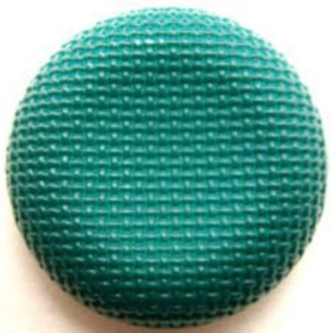 B15952 28mm Jade Green Textured Matt Shank Button - Ribbonmoon