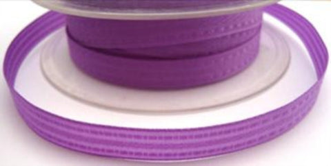 R1897 10mm Pale Purple Taffeta Ribbon with a Tonal Satin Weave - Ribbonmoon