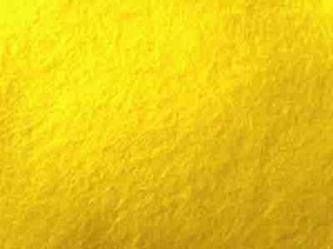 "FELT113 24"" Inch Sunshine Yellow Felt Sqaure, 30% Wool, 70% Viscose"