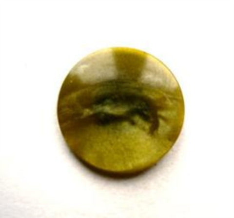B10449 16mm Tonal Moss Greens Shank Button - Ribbonmoon