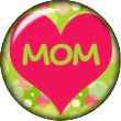 Mom Heart Popper