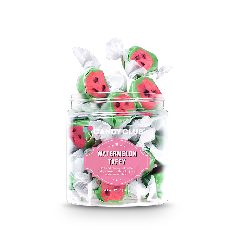 Watermelon Taffy Candy Club - Gracie Roze