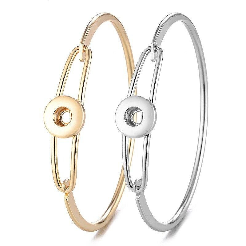Sleek Bangle Mini Bracelet - Gracie Roze