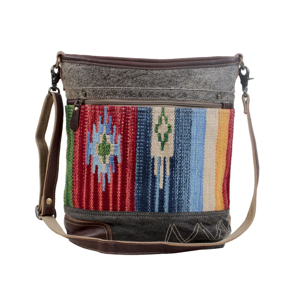 Myra Technicolor Shoulder Bag - Gracie Roze