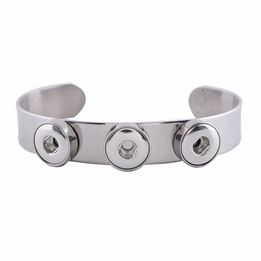 3 Snap Mini Cuff - Gracie Roze