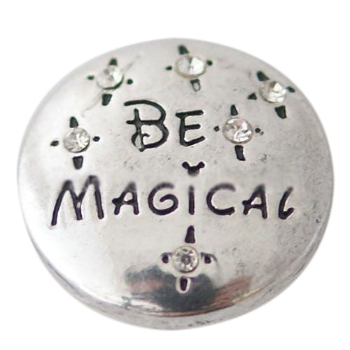 Be Magical Snap - Gracie Roze Yourself Expression Snap Jewelry