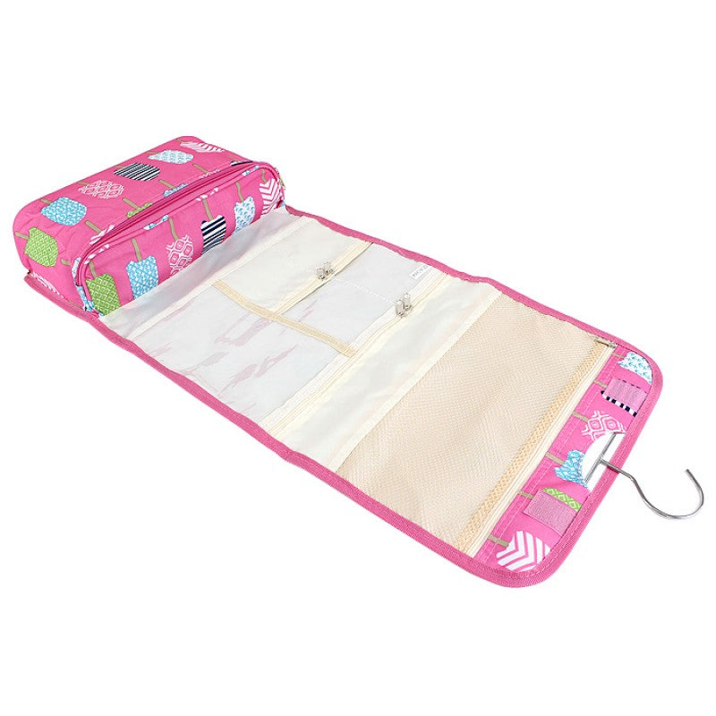 Popsicle Roll Up Cosmetic Bag - Gracie Roze