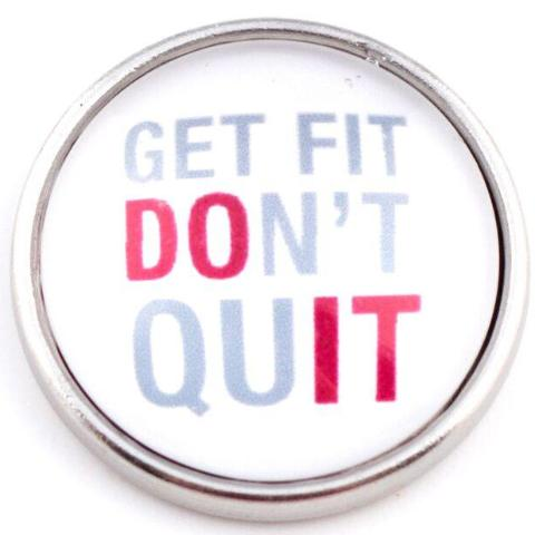 Get Fit Don't Quit Snap