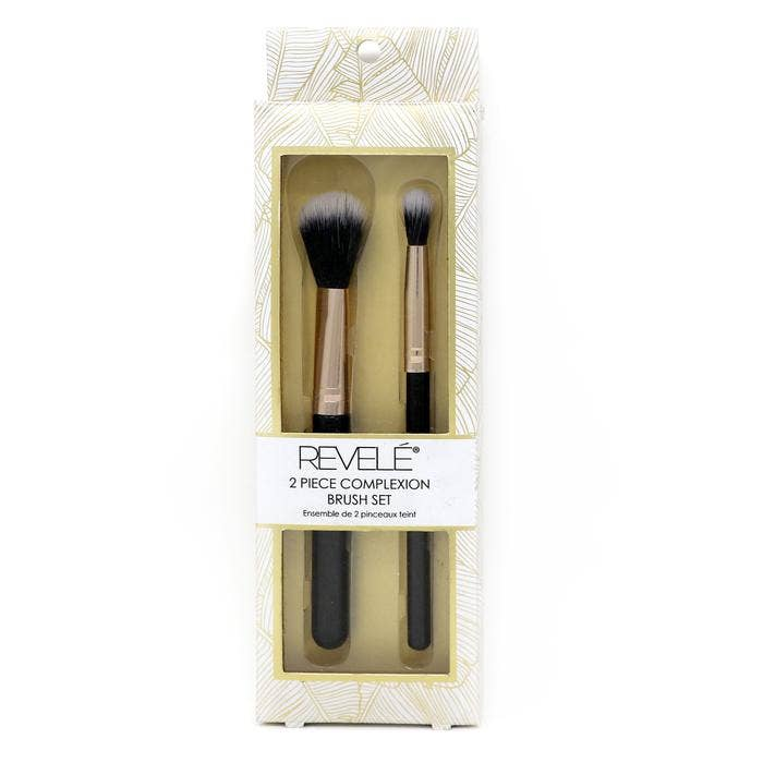 Pack of 2 Cosmetic Brush - Gracie Roze