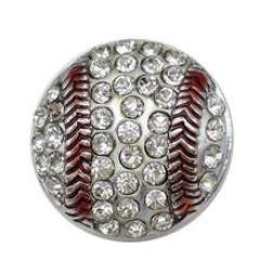 Baseball Crystal Snap