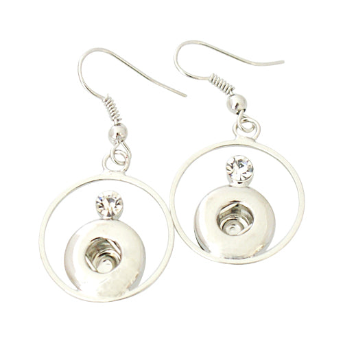 Ring Around The Rosie Mini Earrings - Gracie Roze