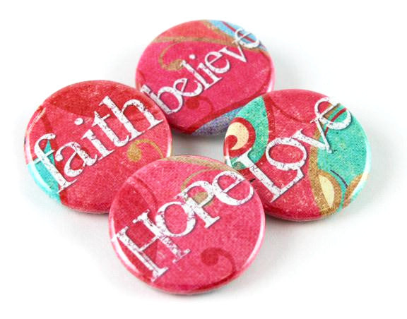 Faith Love Hope Believe Poppers