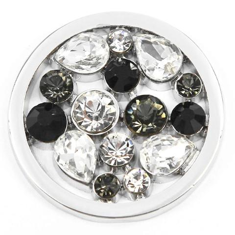 Black Night Cluster Coin - Gracie Roze