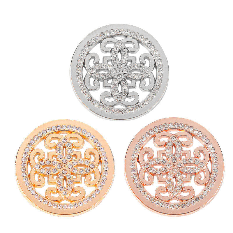 A Celtic/Tribal Designs Coins for Shels