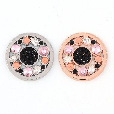 Pastel and Black Coin - Gracie Roze