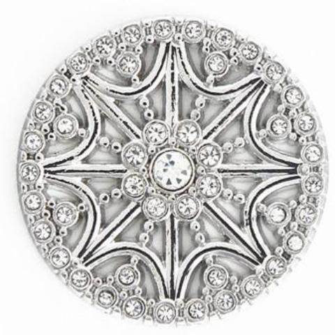 Web of Joy Silver Coin