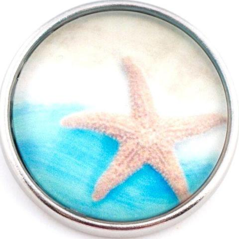 Starfish Glass Popper