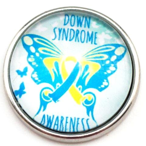 Down Syndrome Awareness with Butterfly Snap