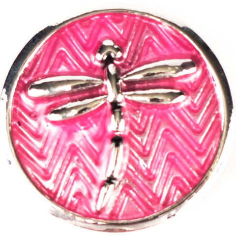 Dragonfly Pink Popper