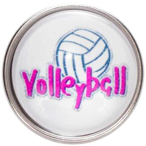 Volleyball Pink Popper