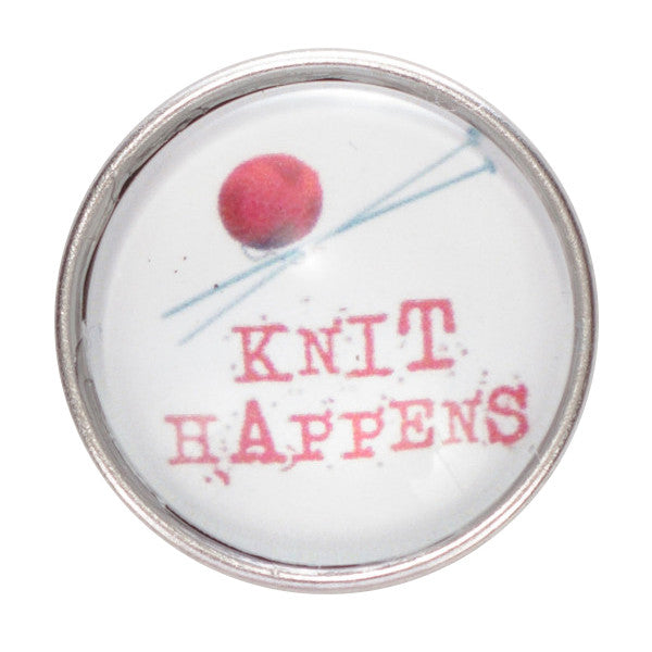 Knit Happens Snap