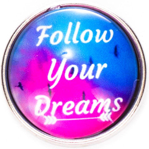 Follow Your Dreams Popper