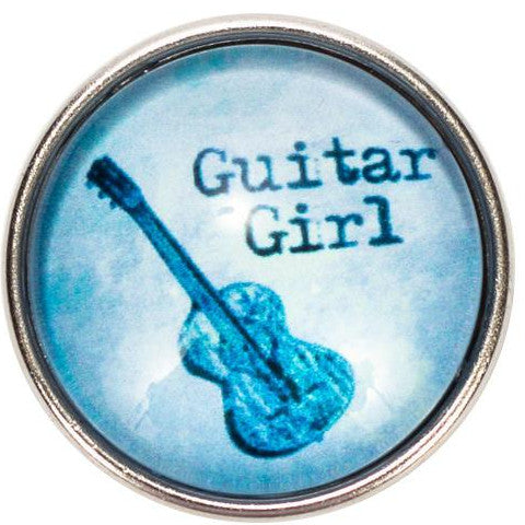 Guitar Girl Popper
