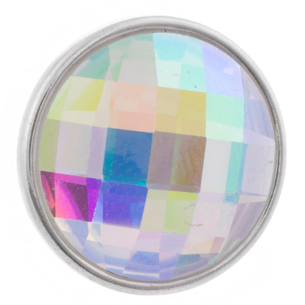 Facet Iridescent Crystal Snap - Gracie Roze