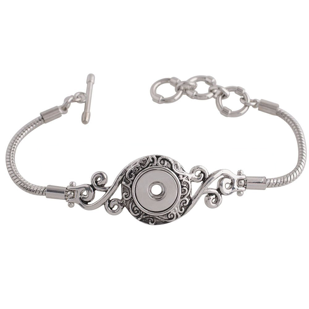 Toggle Scroll Mini Bracelet - Gracie Roze