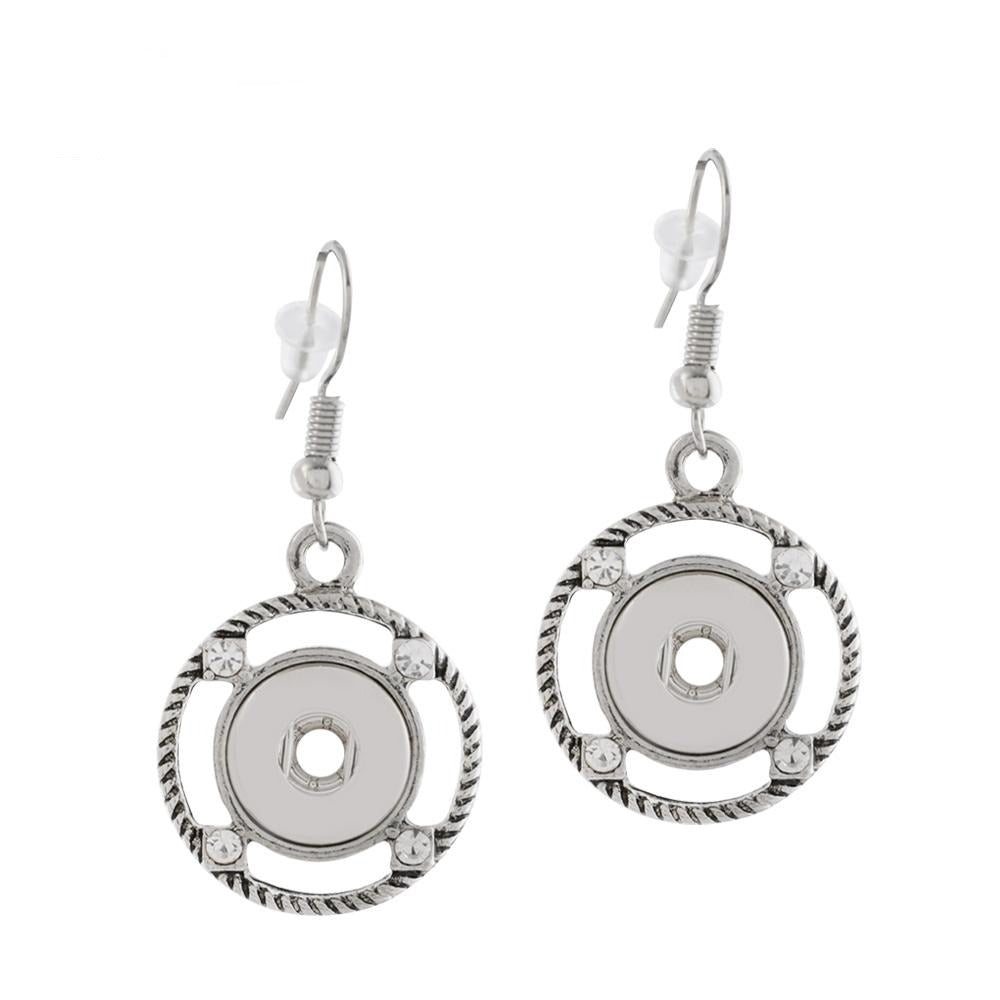 Compass Mini Earrings - Gracie Roze