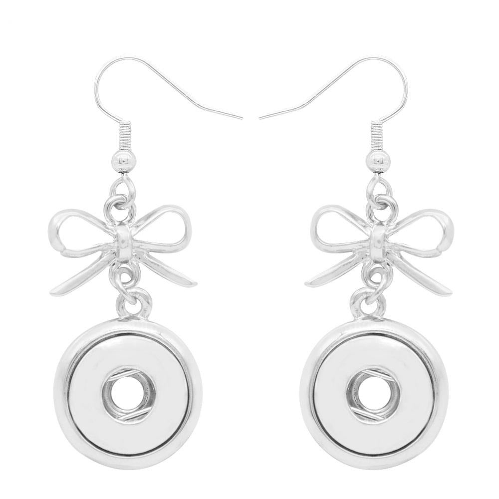 Bow Dangle Mini Earrings - Gracie Roze