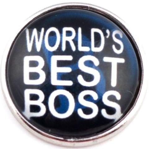 World's Best Boss Popper
