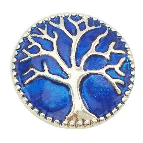 Blue Large Tree of Life Popper