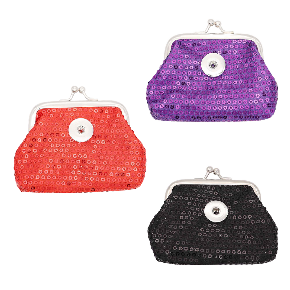 Snap Coin Purse - Gracie Roze