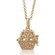 Angel Locket Gold Box(chimer not included)