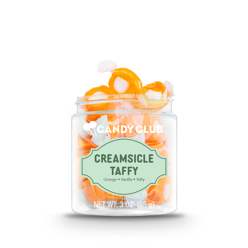 Creamsicle Taffy Candy Club - Gracie Roze