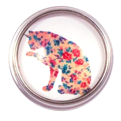 Floral Cat Popper