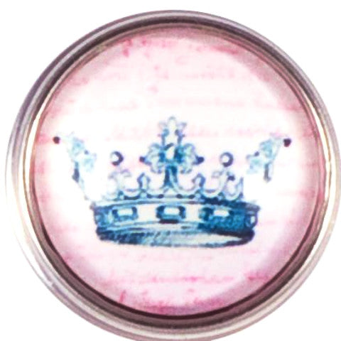 Princess Crown Pink Popper