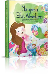 Merryam's Elfun Adventures Book - Gracie Roze Yourself Expression Snap Jewelry
