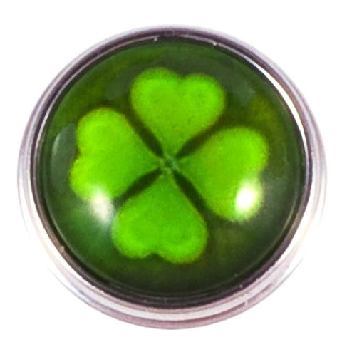 Four Leaf Clover Shamrock Popper