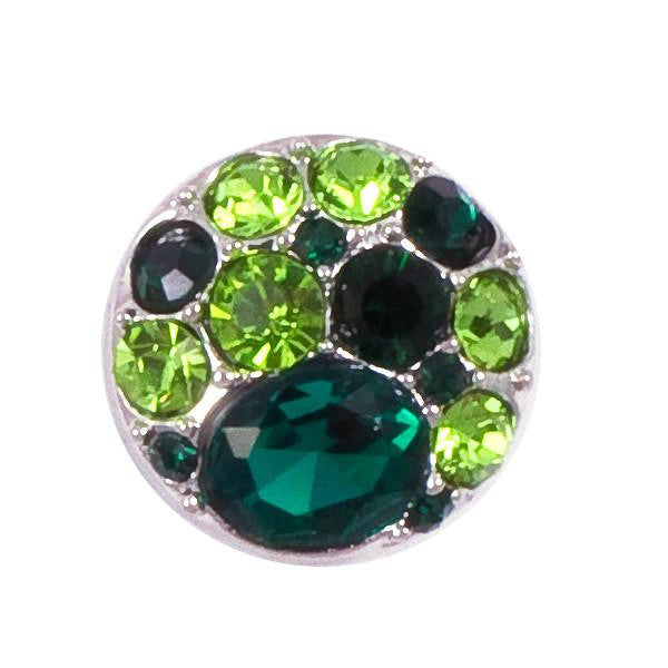 Green Crystal Snap - Gracie Roze