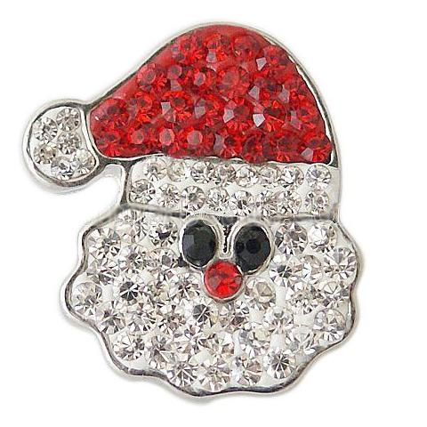 Crystal Santa Popper