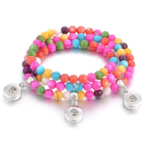 Multi Color Mini Bracelet/Necklace