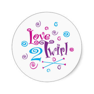 Love to Twirl Snap - Gracie Roze Yourself Expression Snap Jewelry
