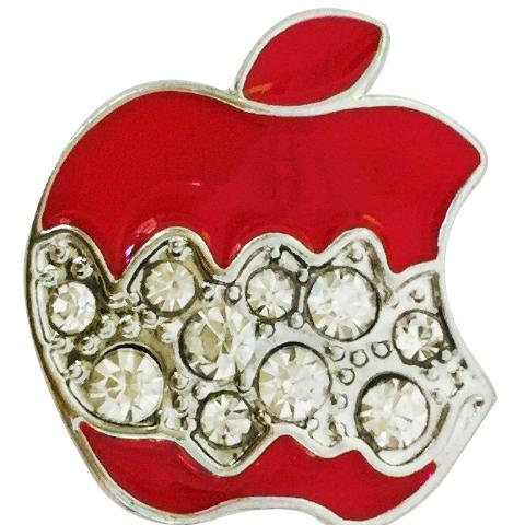 Crystal Apple Bite Popper