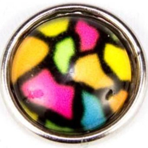 Giraffe Multi Color Mini Popper