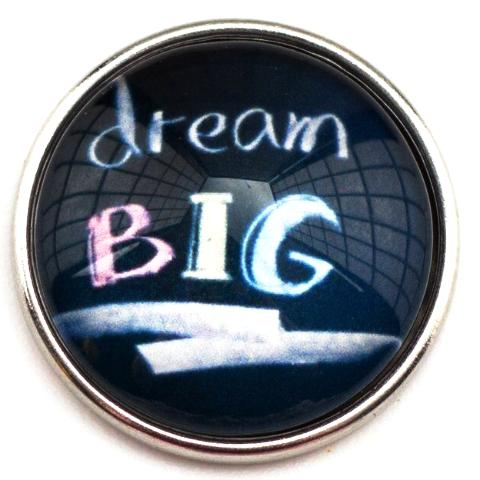 Dream Big Chalk Popper