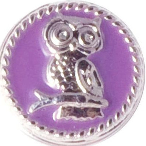 Purple Owl Snap