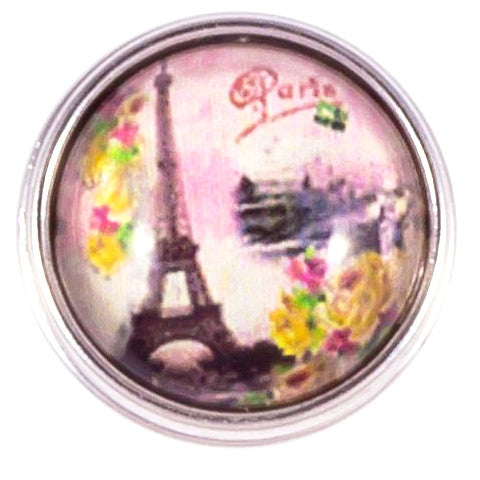 Colorful Paris Popper
